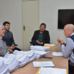 PREFEITO DE ITABAIANA DR LUCIO SE REÚNE COM PRESIDENTE DA ASSEMBLEIA LEGISLATIVA E SECRETARIO DE SAUDE DO ESTADO