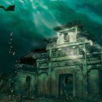 O BLOG NA HISTÓRIA  LION CITY, A ATLANTIS CHINESA: UMA DAS MAIORES CIDADES SUBMERSAS DO MUNDO