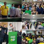 1º Encontro de Apoiadores do Aliança pelo Brasil aconteceu neste sábado em JP