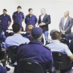 Deputado Julian Lemos apoia mobilização dos guardas municipais de João Pessoa