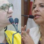 """TRETA NA NET: Sandra Marrocos posta fake sobre Bolsonaro e Eliza passa na cara: """"É feio""""(Écliton Monteiro)"""