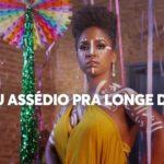 Leve seu assédio para longe da gente! ALPB lança campanha contra importunação sexual no carnaval
