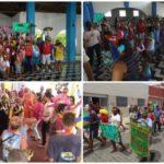Caps Folia abre o carnaval em Ingá