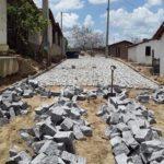 Os tempos de acessos difíceis no aglomerado rural do Itatuba estão com os dias contados