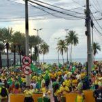 '#DesculpaJairMasEuVou': apesar de coronavírus, apoiadores mantém atos pró-Bolsonaro na Paraíba e em outros estados