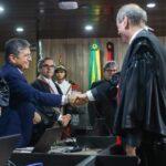 Deputados prestigiam posse do presidente e vice do TRE-PB