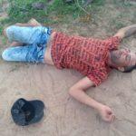 POLICIAL – Agora na Pedra do Ingá cidadão bate com carro em cerca protetora e desmaia