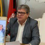 João Azevêdo autoriza compra de um milhão de máscaras para distribuir com a população paraibana