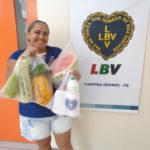 Campanha SOS Calamidades da LBV em prol de famílias pobres da PB