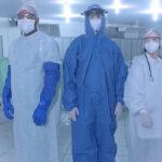 Coronavírus: Exército capacita PRF, PM e Bombeiros para desinfecção