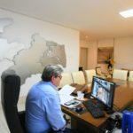 Governador João Azevêdo faz live nesta segunda-feira para falar das ações contra o coronavírus na Paraíba