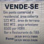 OPORTUNIDADE DO ANO – VENDE-SE PONTO COMERCIAL NO INGÁ
