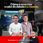 Rádio Correio anuncia nomes dos substitutos de Nilvan Ferreira e João Costa; confira