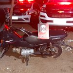 POLICIAL – ROUBOU MOTO E VEIO PRA INGÁ, PODE DIZER QUE VAI SE LASCAR : Mais uma vez a PM de Ingá detém homem com moto roubada