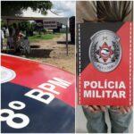 POLICIAL – GUARNIÇÃO DE INGÁ PRENDE SUSPEITO DE FURTO QUALIFICADO