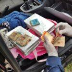 Mulher é presa com 6kg de cocaína, na BR-230, em Ingá, no Agreste da Paraíba
