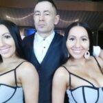Gêmeas mais idênticas do mundo contam os planos de engravidarem do mesmo homem