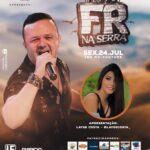HOJE, as 16:00h, o cantor Fabrício Rodrigues fará uma LIVE solidária (IMPERDÍVEL)