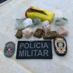 Ação conjunta prende homem que assaltou estabelecimento comercial em Alagoinha