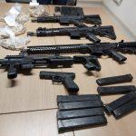 Operação desarticula quadrilha responsável por roubos, tráfico e comandada por preso do PB 1, na capital