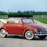 Veja cinco versões do Volkswagen Fusca que não tivemos no Brasil