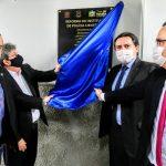 João Azevêdo entrega reforma do IPC de João Pessoa e parabeniza Polícia Civil pelos 39 anos de fundação