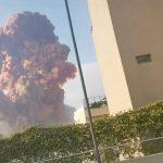 Explosão deixa Beirute, capital do Líbano, com cenas de guerra; veja vídeo