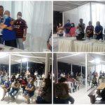 União Lenha/Burity é retomada em reunião preparatória para convenção conjunta envolvendo 4 partidos: PDT, PSD, MDB e PSL. FONTE/INGÁ CIDADÃO