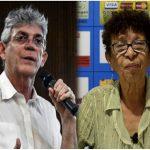 E AGORA MAGO ?: Paula Frassinete renuncia candidatura de vice-prefeita de Ricardo Coutinho na chapa do PSB