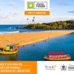 Barra de Camaratuba, um destino de vários encantos