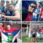 CORRIDA DA SERRA: Ten. Eraldo de volta às corridas e reencontra amigos corredores de Riachão do Bacamarte e outras cidades