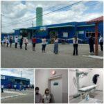INGA CIDADÃO :   UPA de Ingá recebe abraço simbólico e ganha instalação de equipamentos da sala raio x