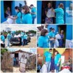 Em Ingá Ação Social faz entrega de cestas de alimentos às famílias carentes antes do Natal (Ingá cidadão)