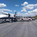 PARA REFLETIR : Táxi Aéreo comenta apreensão de seu avião Bandeirante com uma tonelada de cocaína