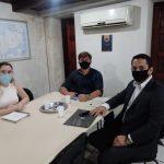Secretário do turismo de Itatuba, José Ronaldo Filho, se reúne com superintendente do Iphan, para tomar medidas legais a fim de proteger os sítios arqueológicos de Itatuba