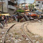 O DESABAFO DE CUMPADE FABIO MOZART : Linha do trem em Itabaiana, hoje não leva nada a lugar nenhum.