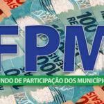 E OLHA MAIS UM DINHEIRINHO AÍ GENTEM! :Ingá e Região, recebem o segundo FPM de janeiro (2021).