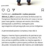 """É PRA RIR OU PRA CHORAR ? : Débora Diniz acusa Bolsonaro de """"perseguição a pedófilos"""""""