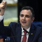 Aliado de Bolsonaro, Rodrigo Pacheco é eleito presidente do Senado
