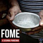 Famílias vulneráveis na PB recebem o apoio da LBV no enfrentamento a fome