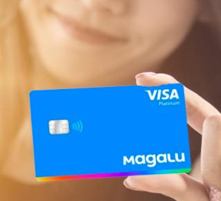Magazine Luiza lança cartão de fácil aprovação sem anuidade e com cashback de 4%; saiba como solicitar sem precisar ir na loja