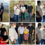 Ingá recebe a visita de diretor do SEBRAE e deputados João Gonçalves e Julian Lemos