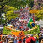Deputado Petista posta foto de 2016 como se fosse de ato contra Bolsonaro e é desmascarado por internautas