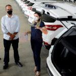 João Azevêdo realiza entrega de veículos para Saúde e Monteiro e Itabaiana serão beneficiadas