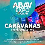 Abertas as inscrições da caravana rodoviária da Paraíba para ABAV Expo & Collab em Fortaleza