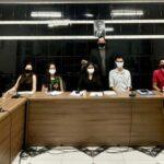 Aprovado pelo Parlamento Jovem de Itatuba 1° Projeto de Lei que homenageia vítimas da Covid-1